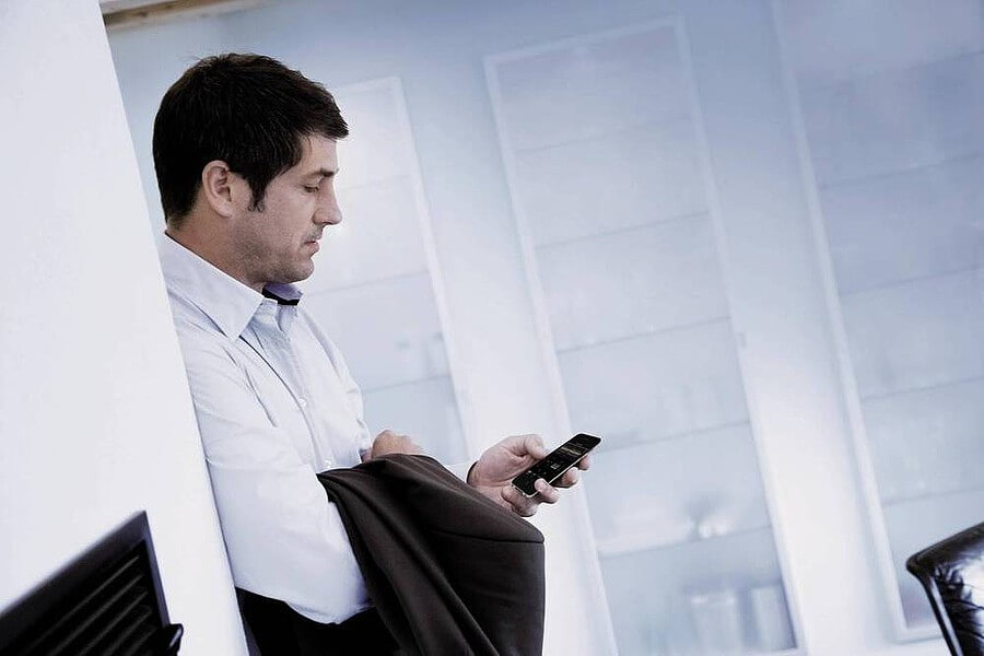Smart Home - Kontrolle per Smartphone