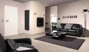 Rollo - Kassettenrollo in Wohnzimmer