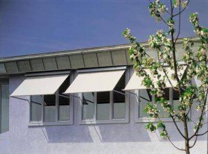 Warema Fenster Markise - Blendschutz