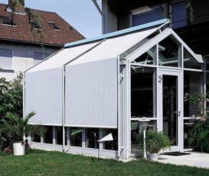 Warema Fenster Markise - Geneigte Flächen
